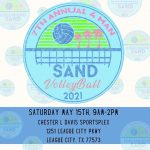 7th Annual 4 Man Sand Tournament
