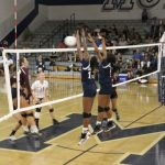 Volleyball finishes Molten Classic