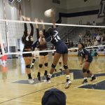Volleyball wins 3rd straight