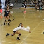 Volleyball beats Valley Christian again