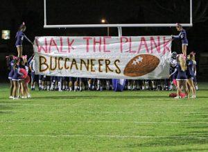 Varsity Football vs Bellflower