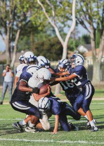 Frosh Football 2015