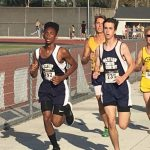 XC competes at Cerritos Invitational