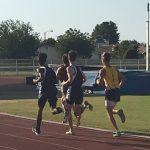 Middle School Track Meet Thursday