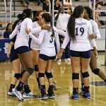Volleyball earns top seed, to face Estancia