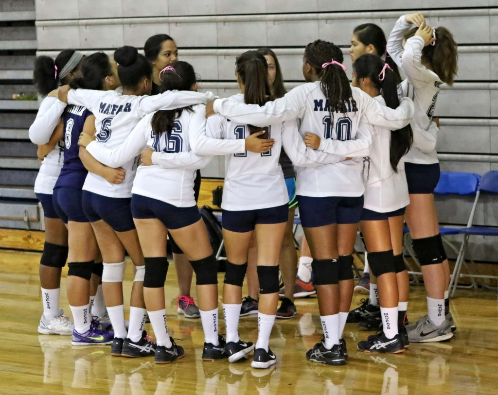 Girls' Volleyball Playoff Bracket Announced – 1st Rd 10-18 @ 6pm