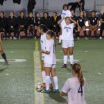Girls soccer wraps up league play