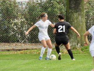 Varsity Girls Soccer vs. Sante Fe