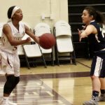 Girls basketball ends Cerritos winning streak