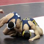Three Monsoon Wrestlers advance to State Championships