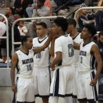 Boys basketball pulls out win over Chaminade