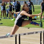 Umeh leads way at Suburban League track finals