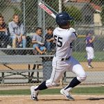 Early damage too much for Mayfair baseball