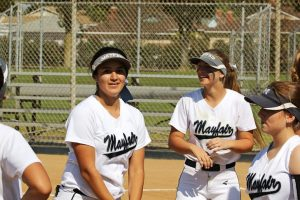 Mayfair vs. Santa Fe Softball