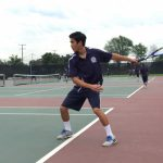 Tennis falls in CIF