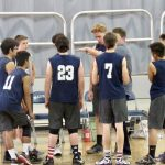 Volleyball wins over Glenn
