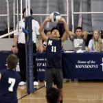 Highlight Video: Mayfair vs. Bellflower Boys Volleyball