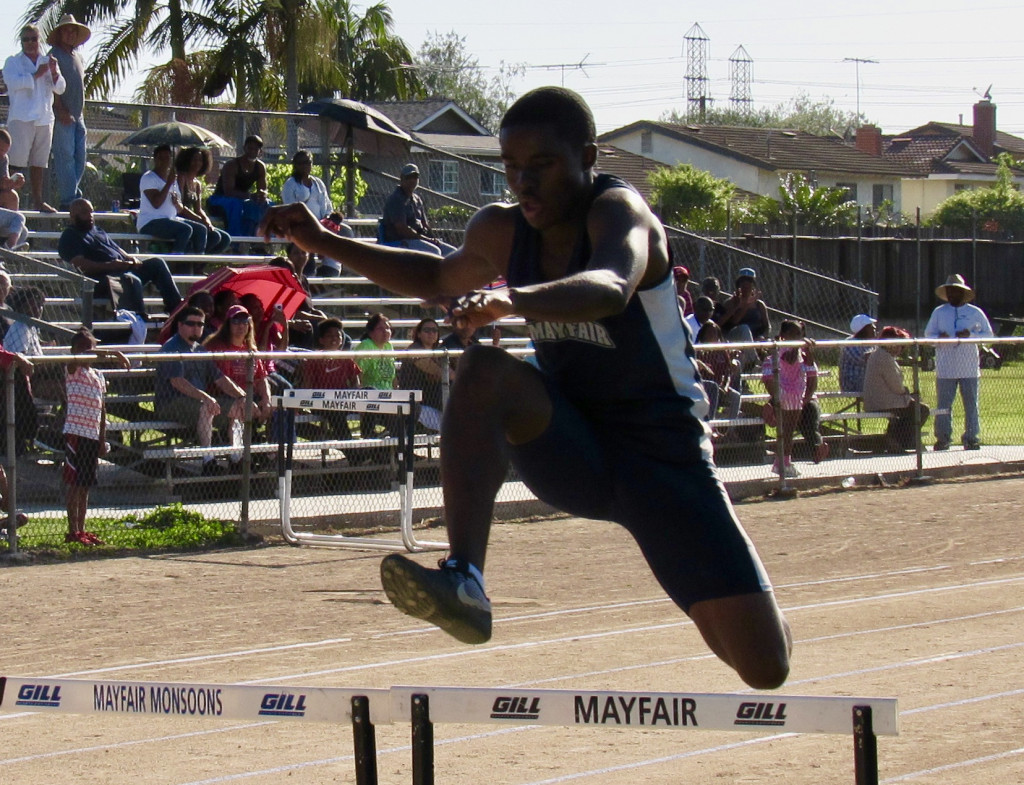 Track and Field (UPDATED 5/21) Umeh moves on!