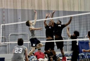 Mayfair vs. Artesia Boys Volleyball