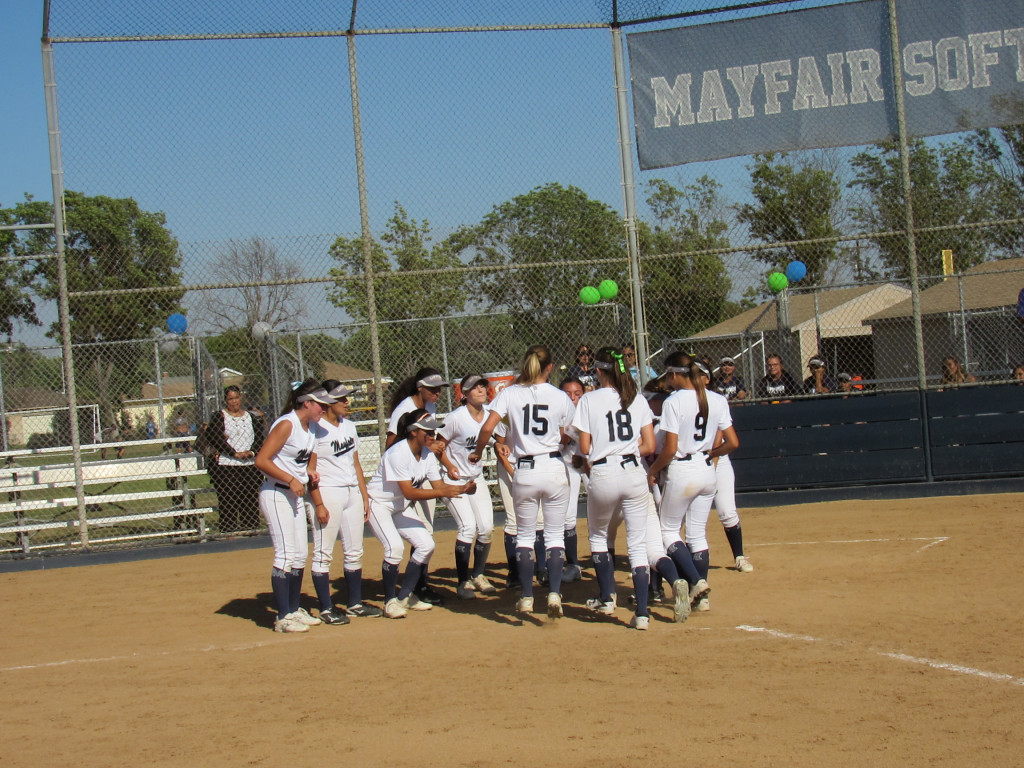 Softball – 1st Rd. CIF-SS Playoffs in Div 3 (UPDATED 5/16/18)