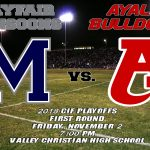 CIF Football Playoffs