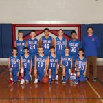 Boys 7th Grade Basketball beats Mount Gilead