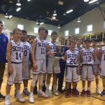 Boys 7th Grade Basketball wins KMAC Tournament