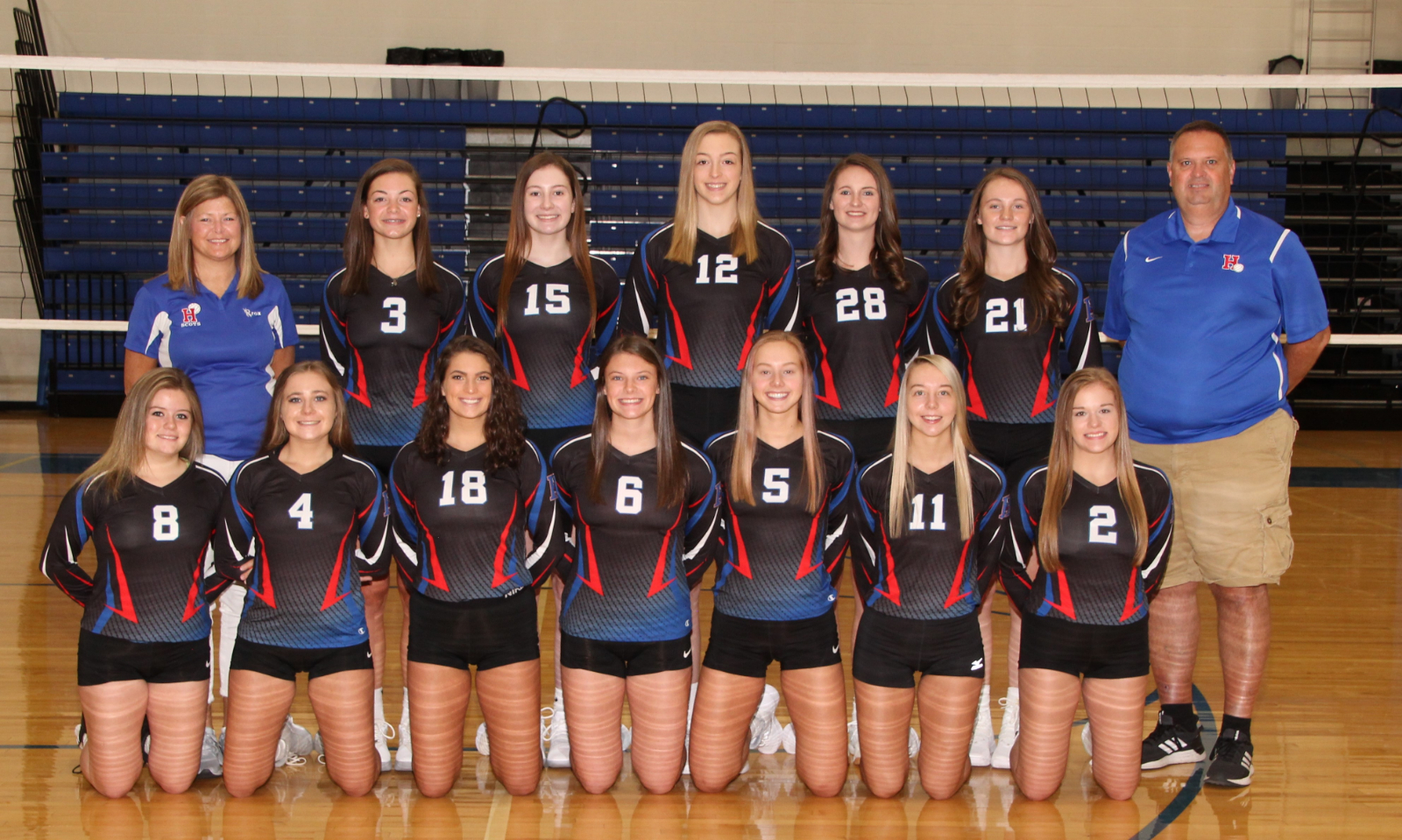 Scots Close KMAC/Regular Season with 3-0 Northmor Sweep