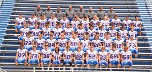 HS Fall Sports Teams 2019