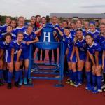 Girls Varsity Soccer Defeats Galion 3-0 on Senior Night