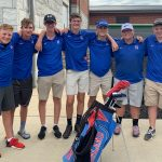 Boys Varsity Golf finishes 5th place at Division 2 District Golf Tournament