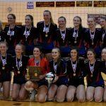 Scots Claim Vball District Championship Over Utica