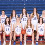 Girls Varsity Basketball beats Fredericktown 52 – 32
