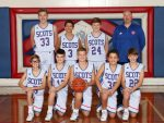 Boys 7th Grade Basketball Gets Back on Track with Win Against Fredericktown