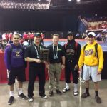 Wrestling Academic State Champs!