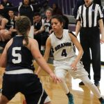 Girls Basketball ACTION SHOTS