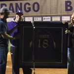 Ryan Ludwick Has Number Retired