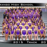 Track Finishes Second