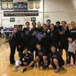 Durango High School Boys Varsity Volleyball beat Las Vegas  Invitational 4-2