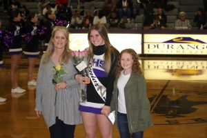 Cheer Senior Night