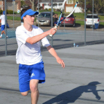 Cambridge High School Boys Varsity Tennis beat Coshocton High School 4-1
