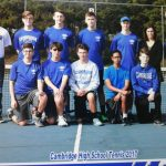 Cambridge High School Boys Varsity Tennis beat Dover High School 4-1
