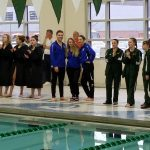 Girls Varsity Swimming finishes 11th place at OVAC Championships