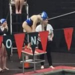Girls Varsity Swimming swims strong at ECOL Championship