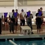 Boys Varsity Swimming swims strong at SEOSL Championship