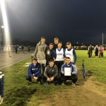 Boys Middle School Track finishes 1st out of 12 teams at Buckeye Trail Friday Night Lights