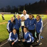 Girls Middle School Track finishes 3rd place at Buckeye Trail MS Friday Night Lights