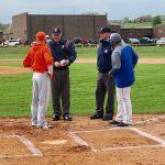 Boys Varsity Baseball beats Meadowbrook 6 – 4