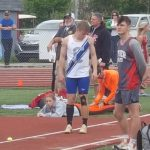 Boys Varsity Track finishes 3rd place at OVAC Cal Giffin Track Championships