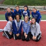 Girls Varsity Track finishes 3rd place at OVAC Cal Giffin Track Championship